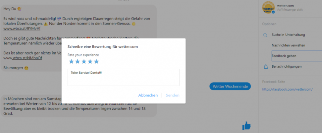 facebook-messenger-bewertungen