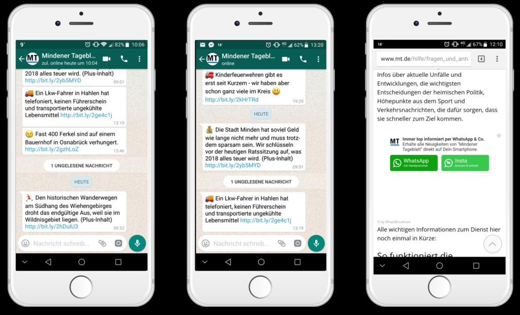 WhatsApp-Newsletter-Mindener-Tageblatt