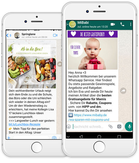 startup-whatsapp-mibaby
