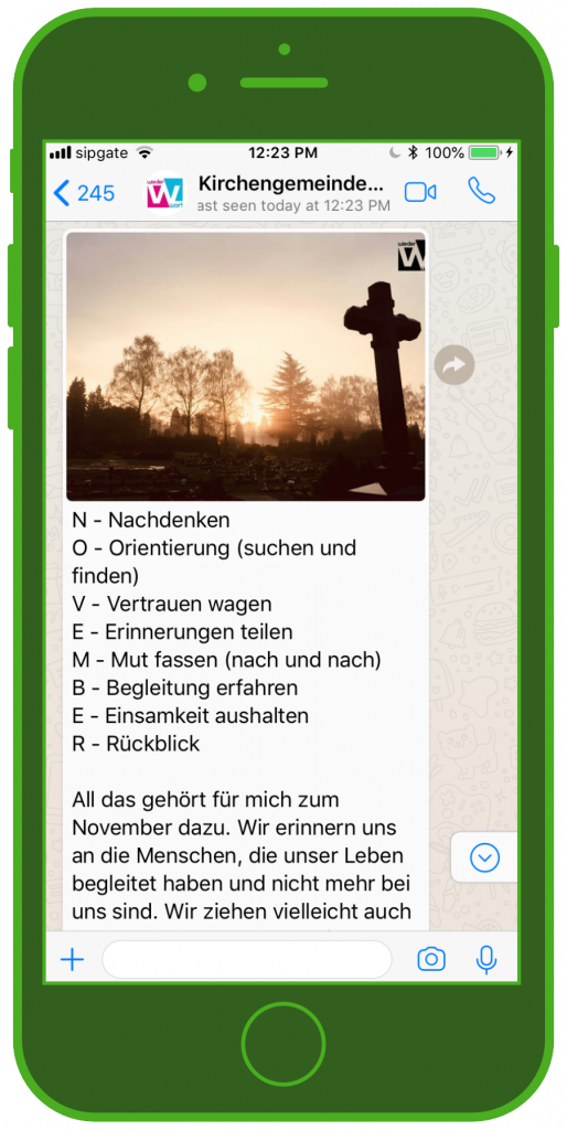 device-whatsapp-religion-glauben-newsletter-wiederwort
