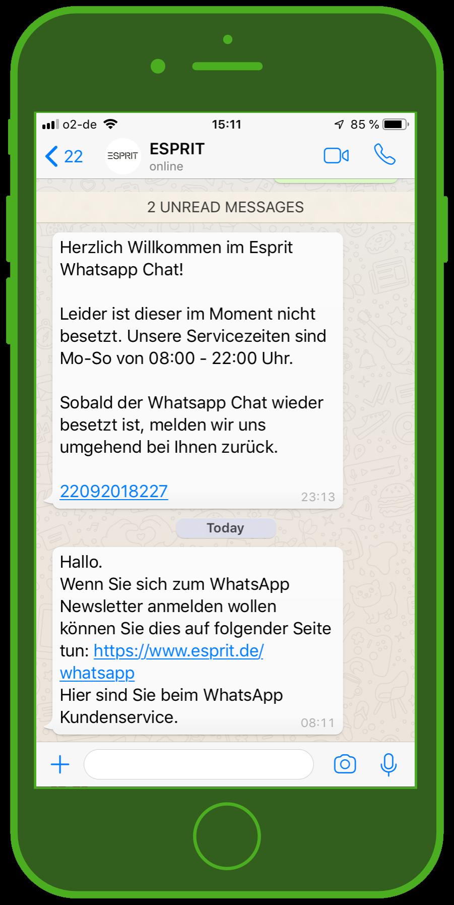device-esprit-whatsapp-kundenservice