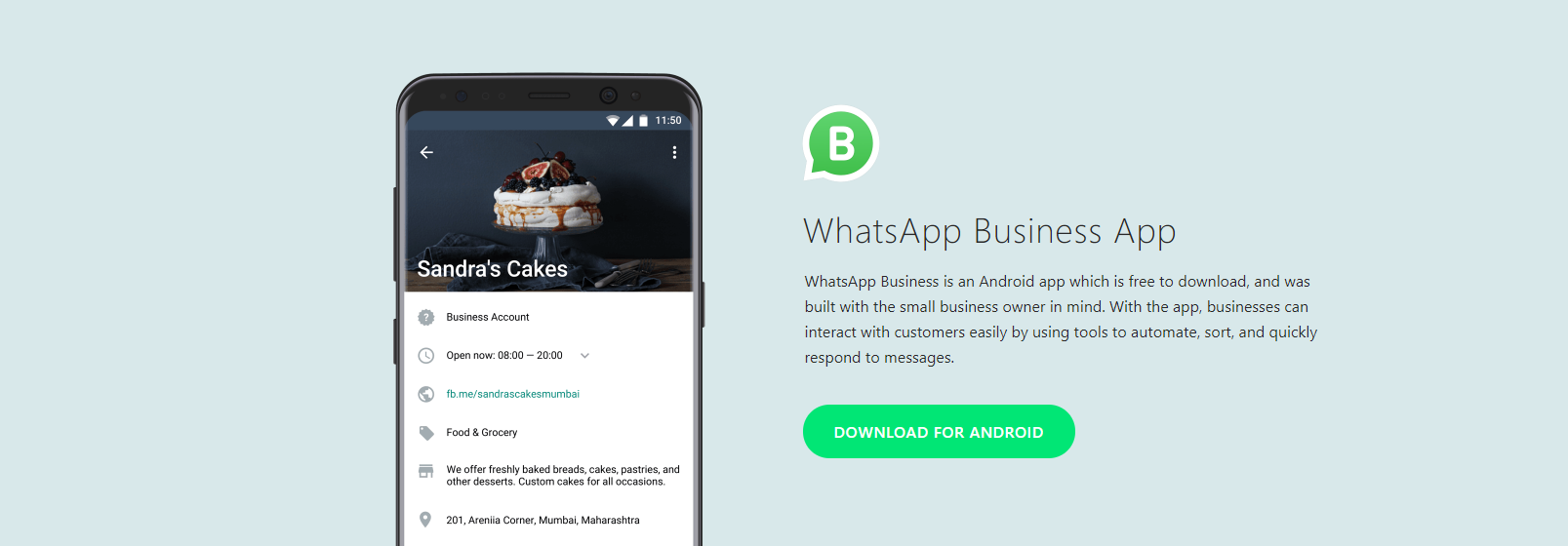 WhatsApp for Business Launch: 1 3 bil users can chat with businesses!