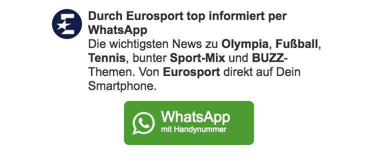 eurosport-whatsapp-widget