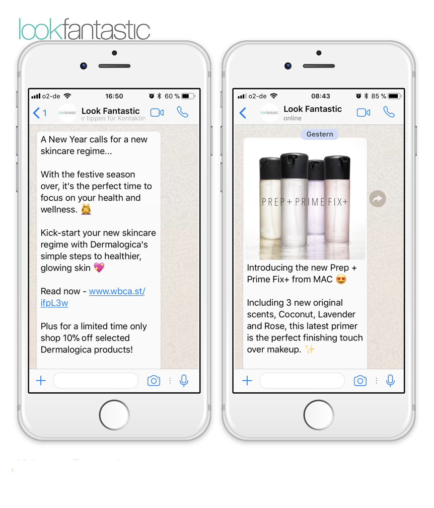 lookfantastic-messenger-marketing