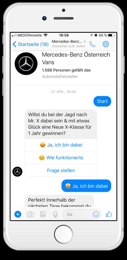 chatbot-gewinnspiel-mercedes-so-gehts