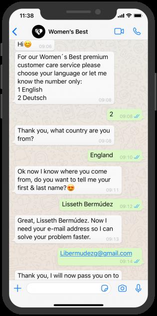 womens-best-chatbot