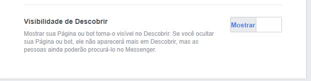 descobrir facebook messenger
