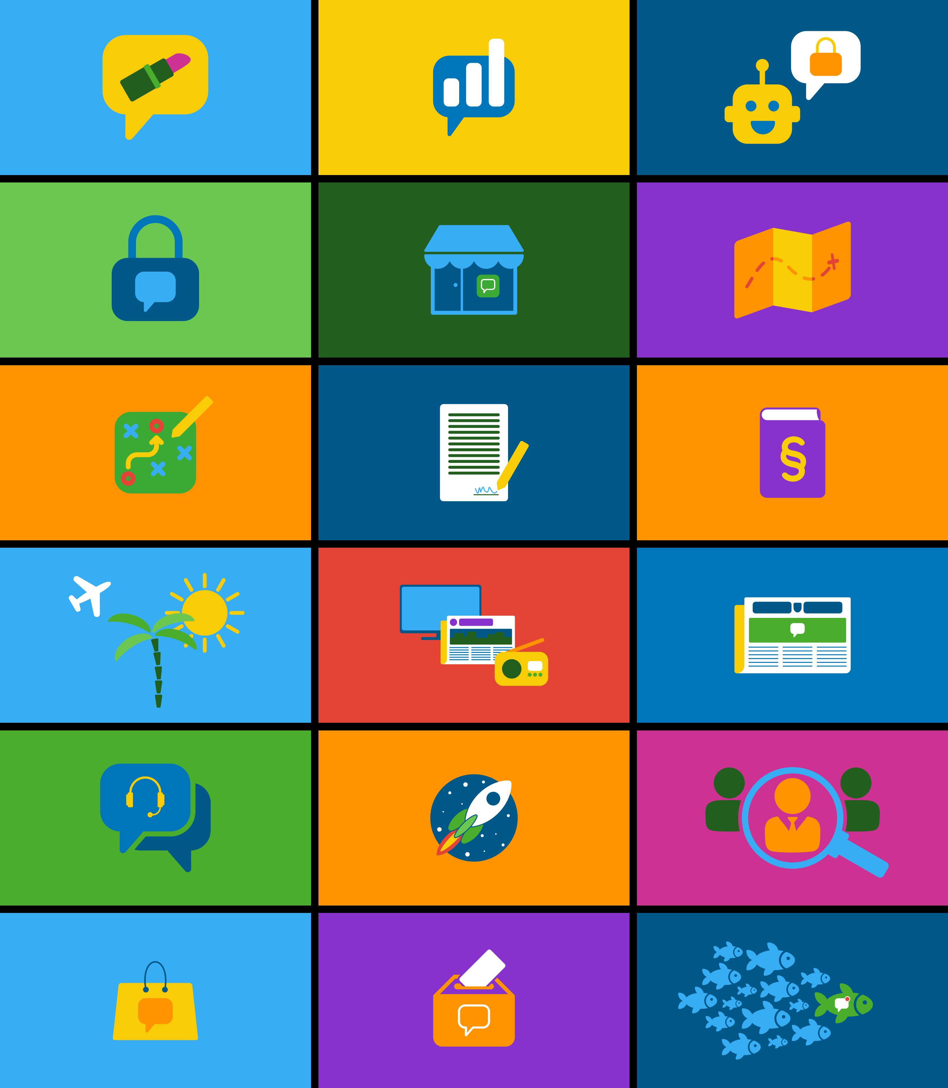MessengerPeople - Brand Resources