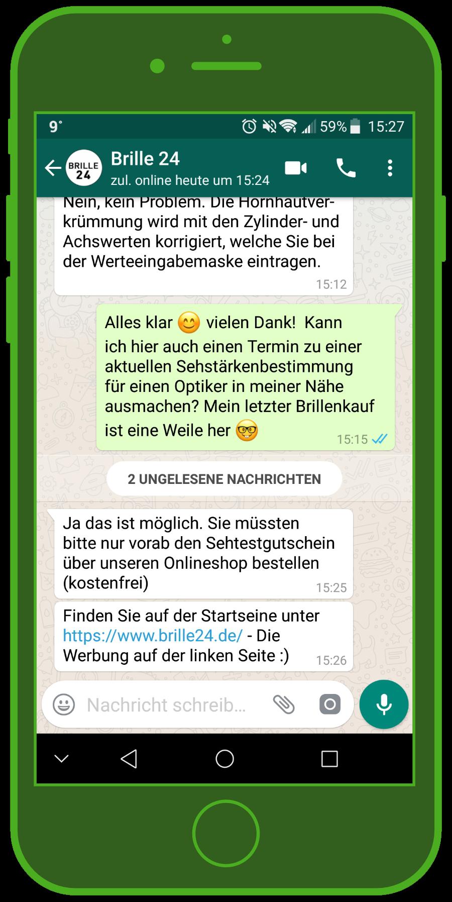 device-brille24-chat-2-whatsapp-e-commerce