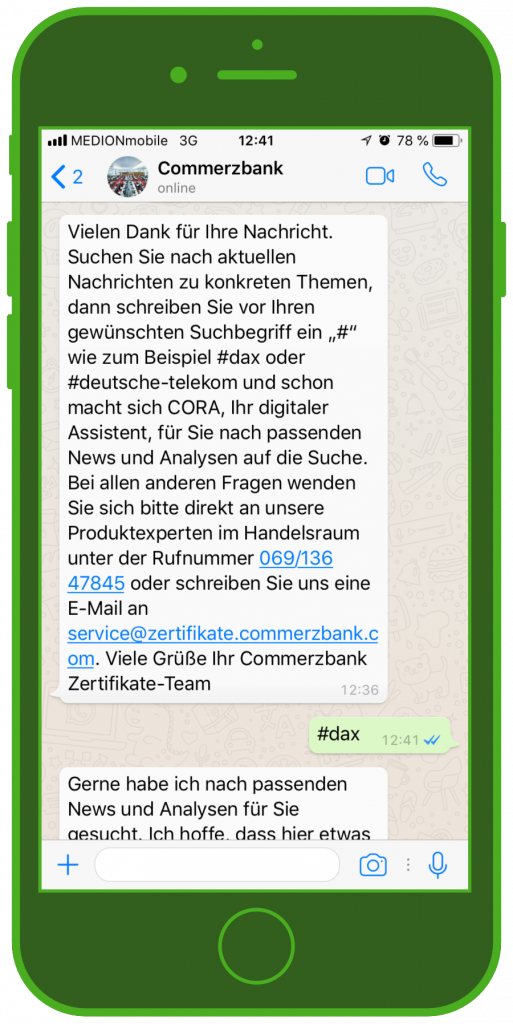 service client via messenger   7 conseils pour un service client parfait