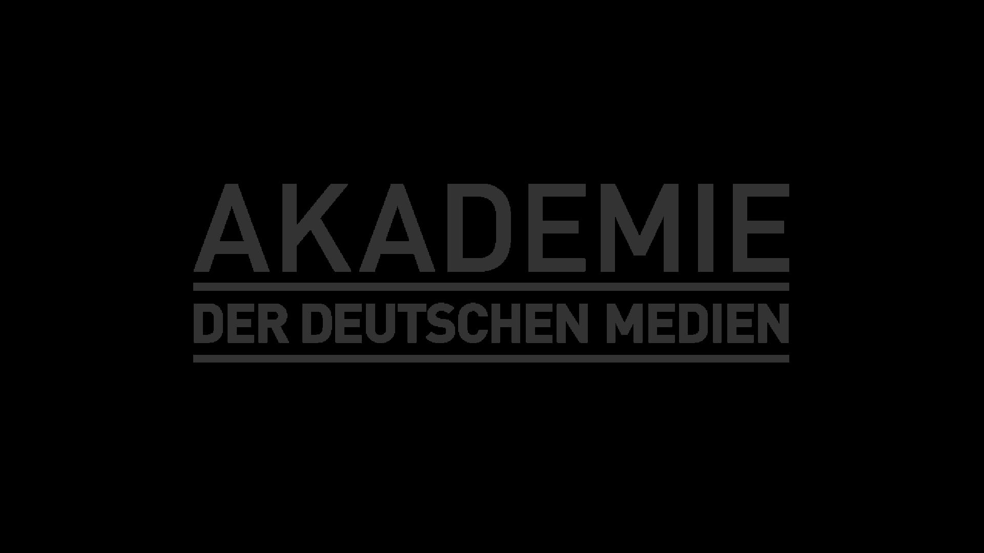 Akademie der deutschen medien Messenger Veranstaltung Workshop