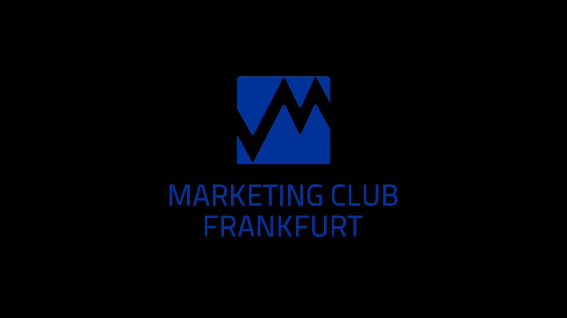 Marketing club FFM Logo Messenger Veranstaltung Workshop