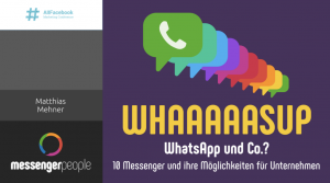 Whatsapp & Co. Messenger United Brands & Apps