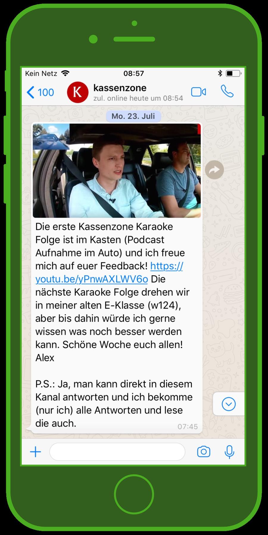 kassenzone-whatsapp-service-kundenbindung