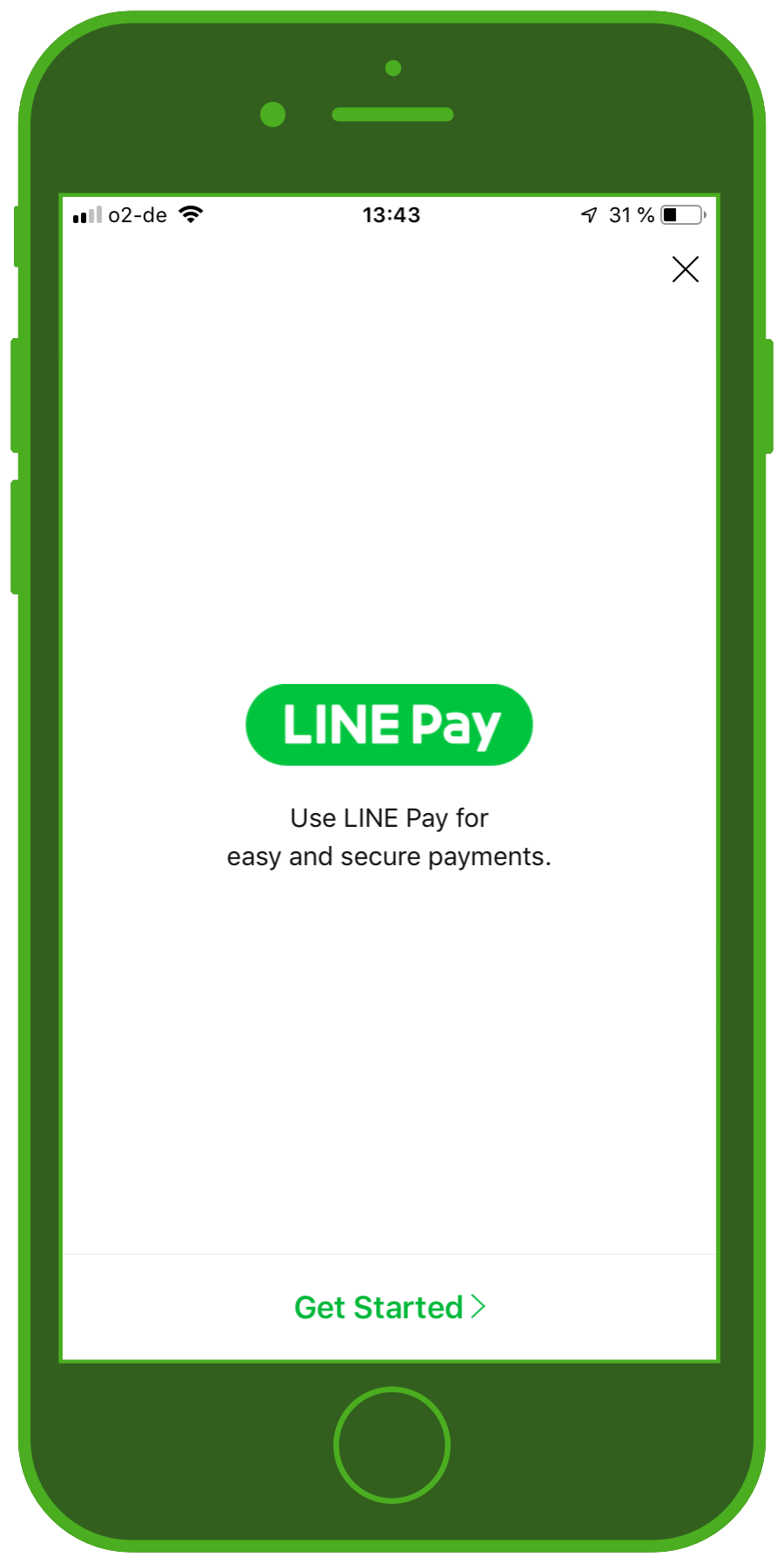 LINE Chat App Messenger Brands LINE Pay