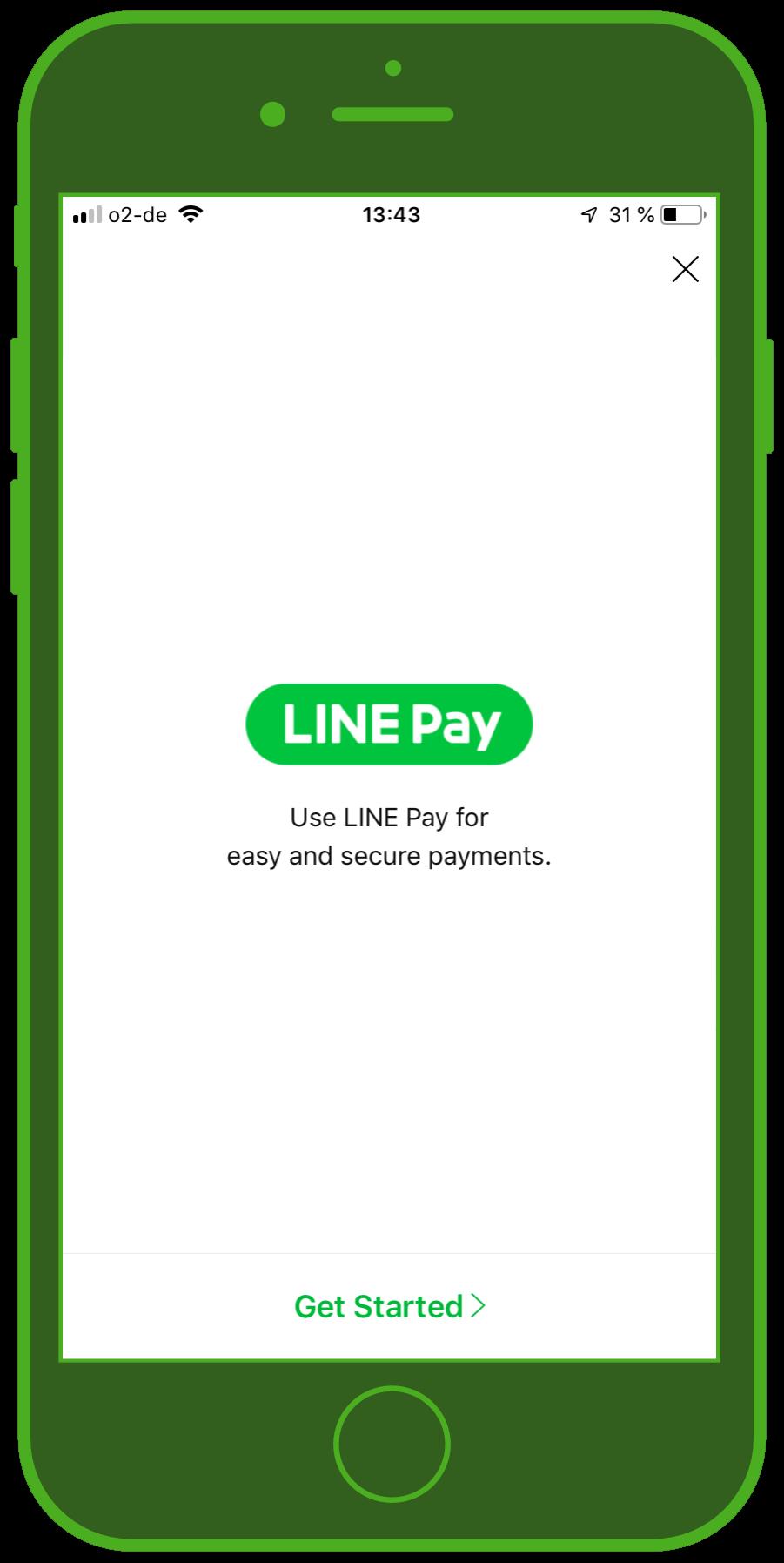 LINE Chat App Messenger Brands LINE Pay