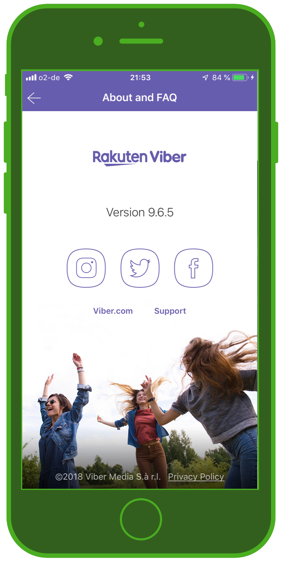 Viber Chat App Messenger Brands