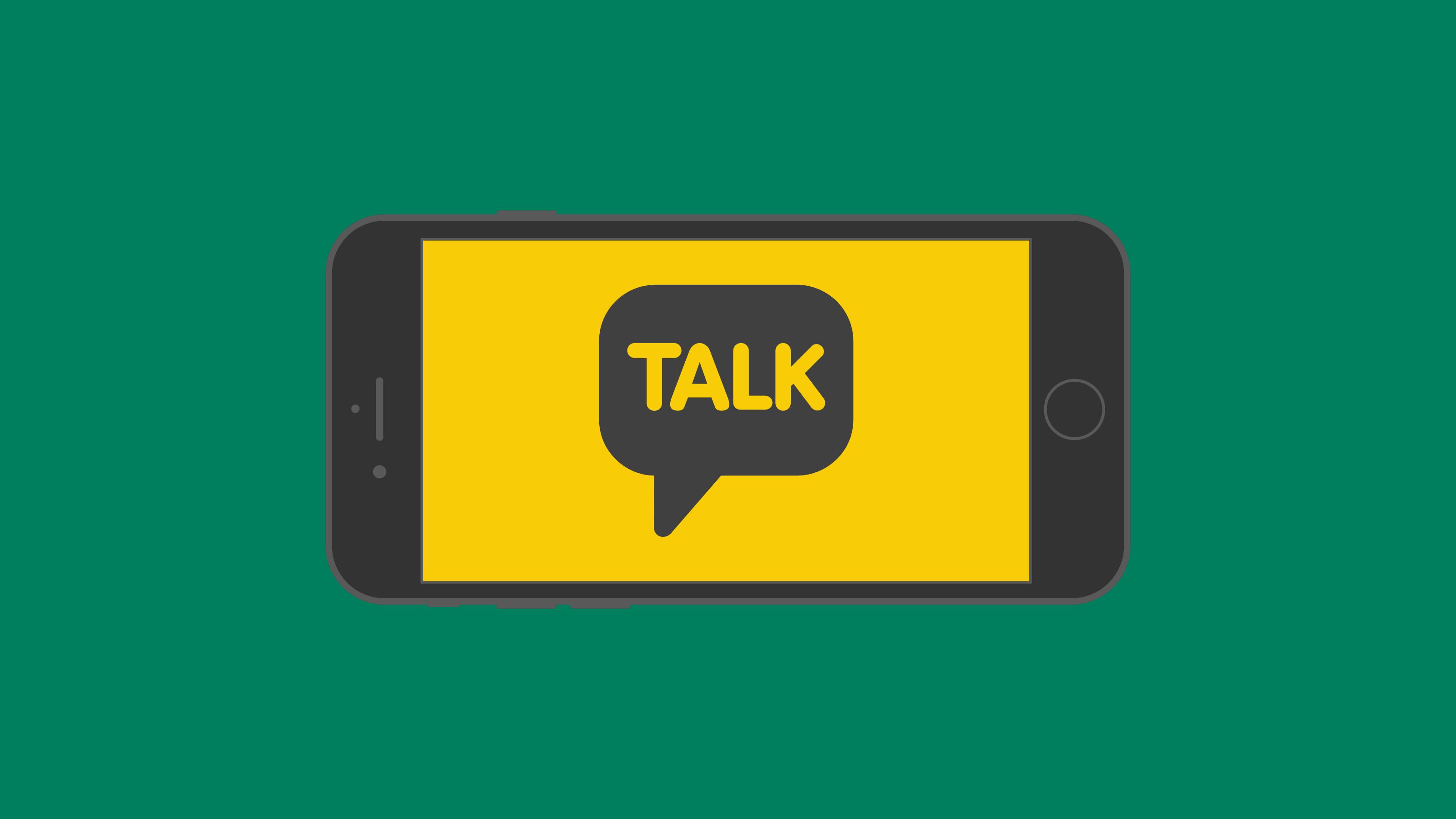 Messaging Apps Brands Kakao Talk