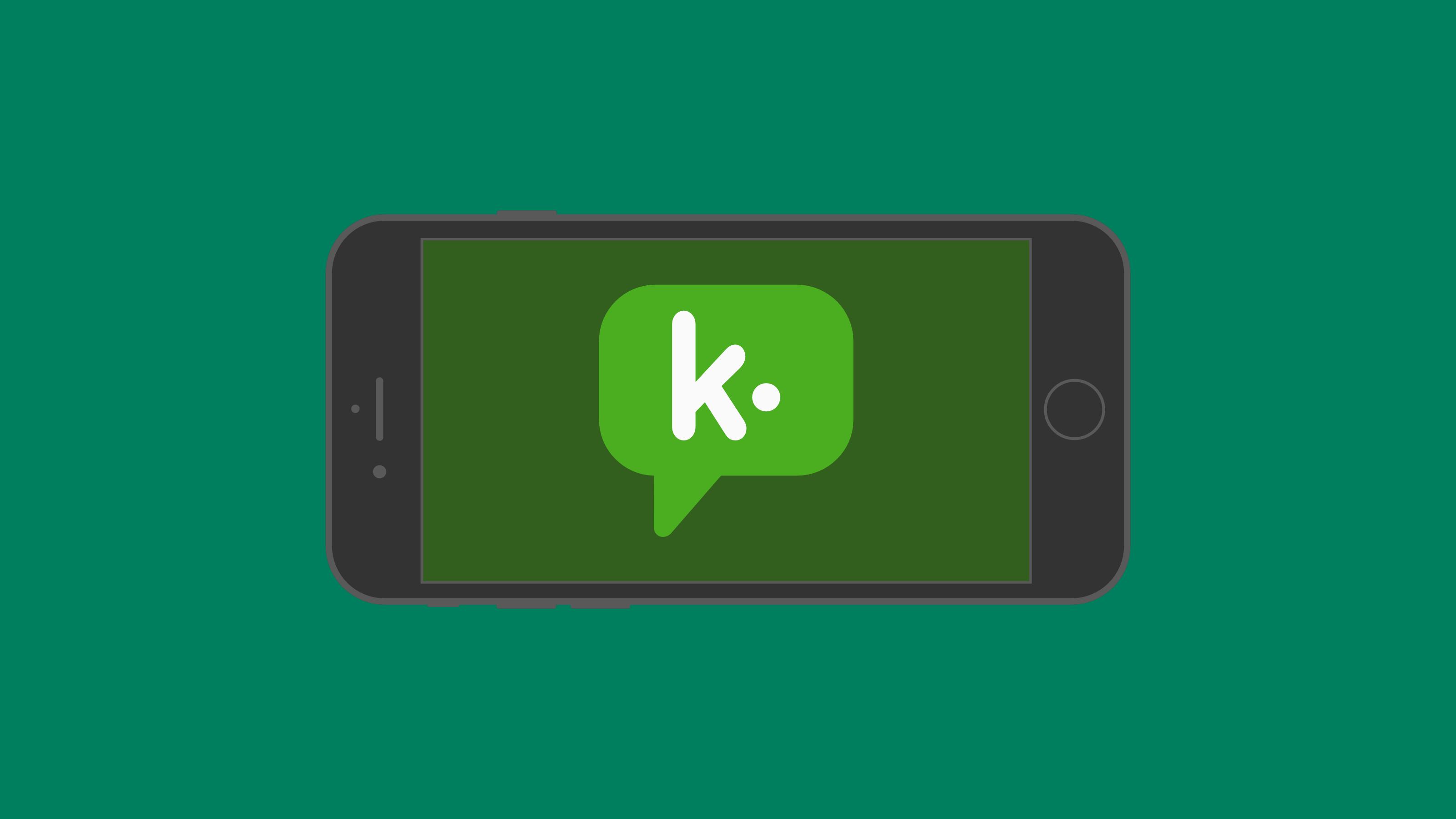 Messaging Apps Brands kik Messenger