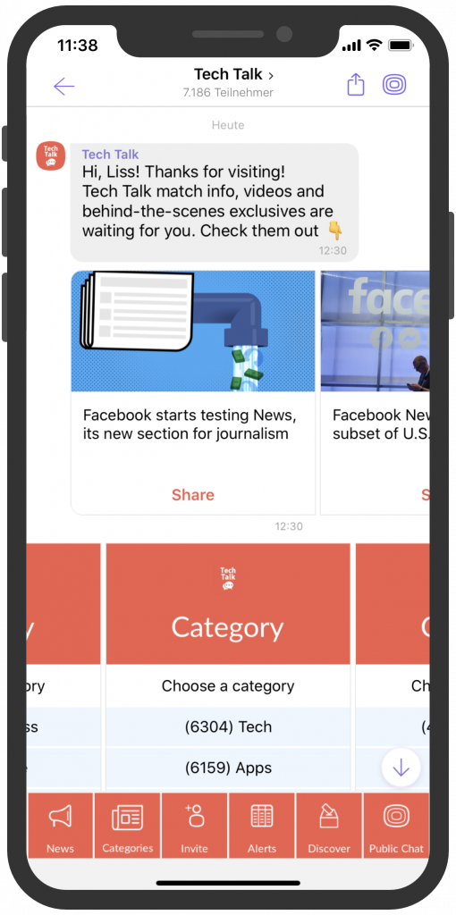 Messenger-Newsletter-Alternative-Viber-TechTalk