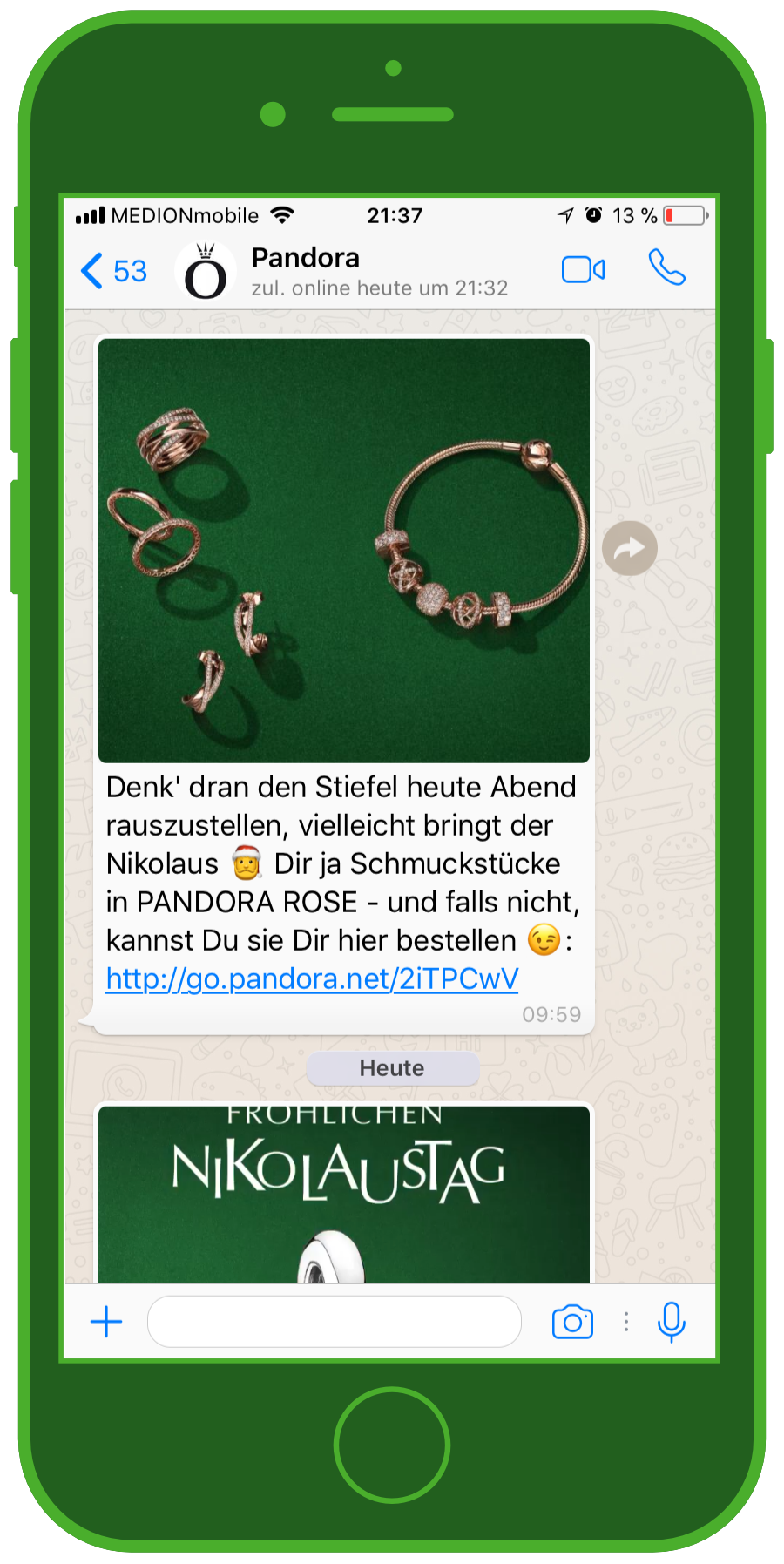 device-WhatsApp-Fashion-pandora