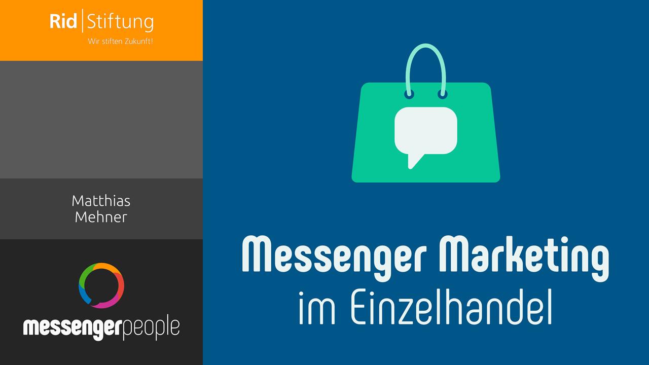 Messenger Marketing im Einzelhandel