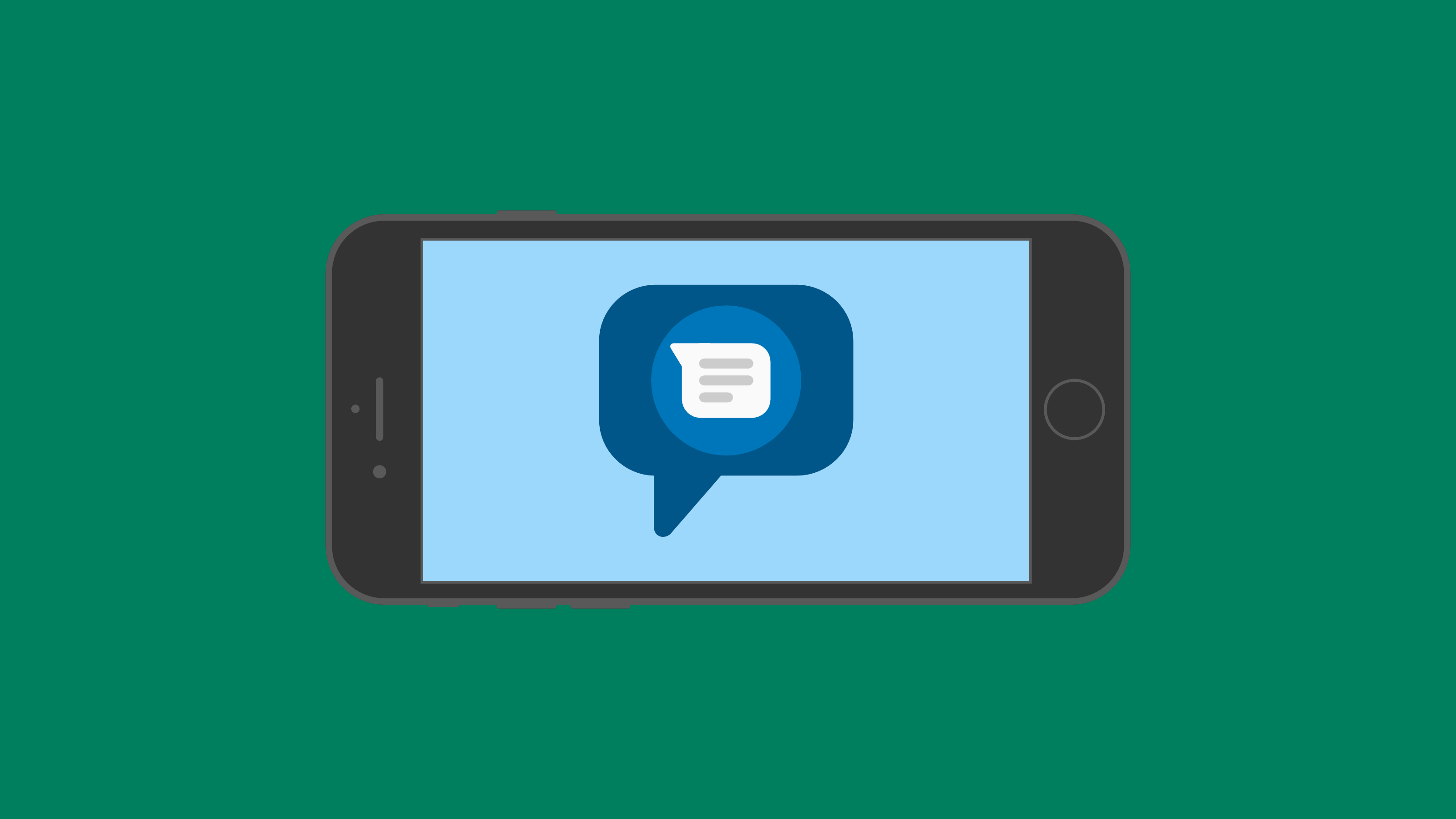 Messaging Apps & Brands - Messenger - Android Messages