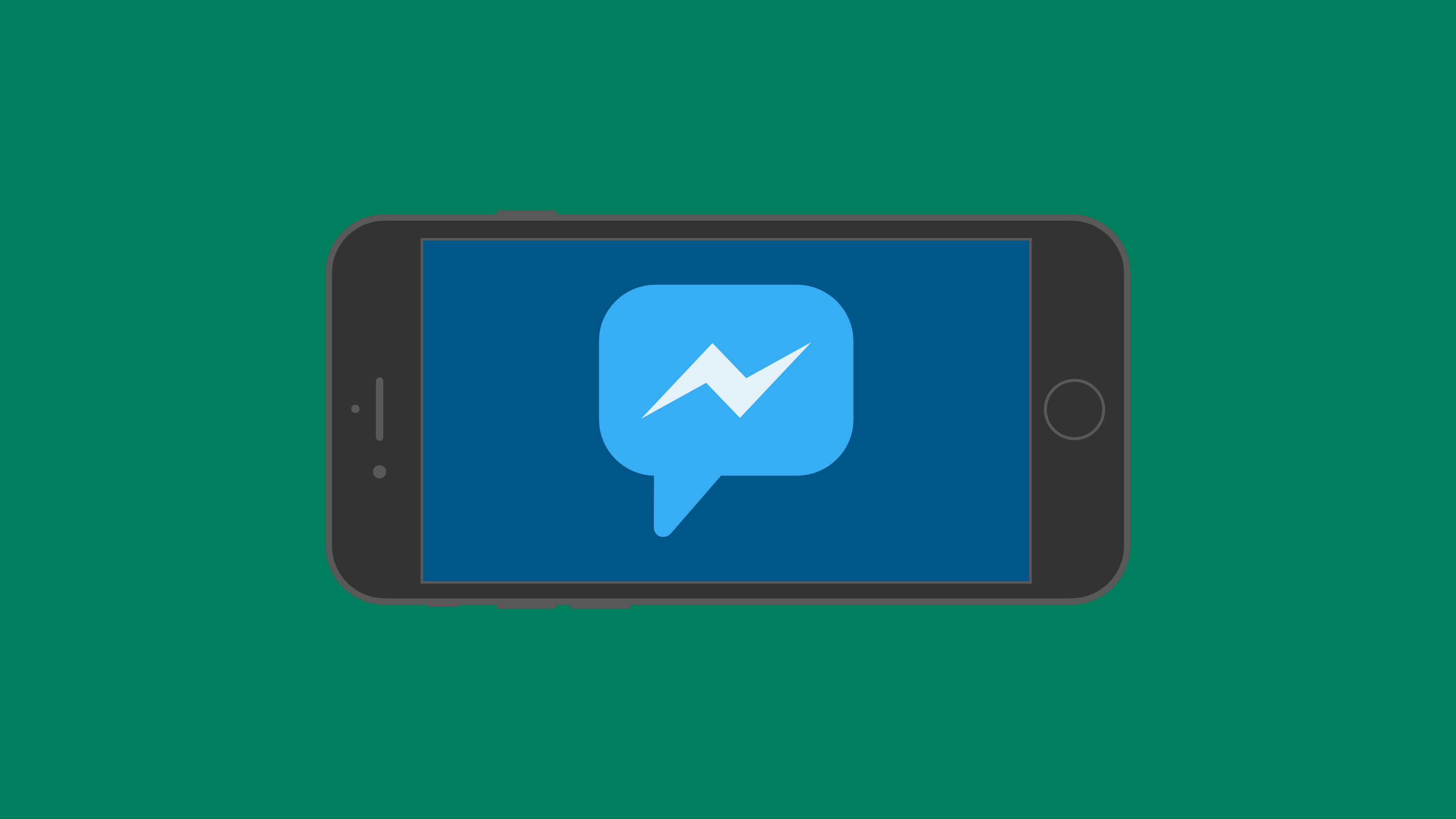 Messaging Apps & Brands Facebook Messenger