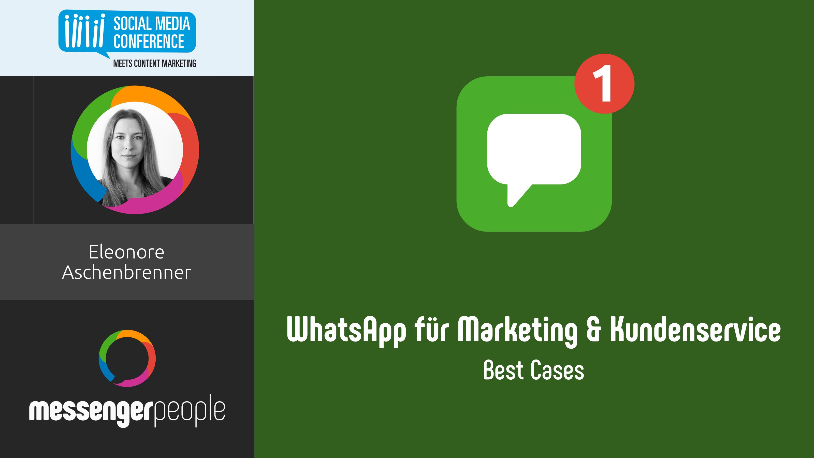 WhatsApp-Marketing-Kundenservice