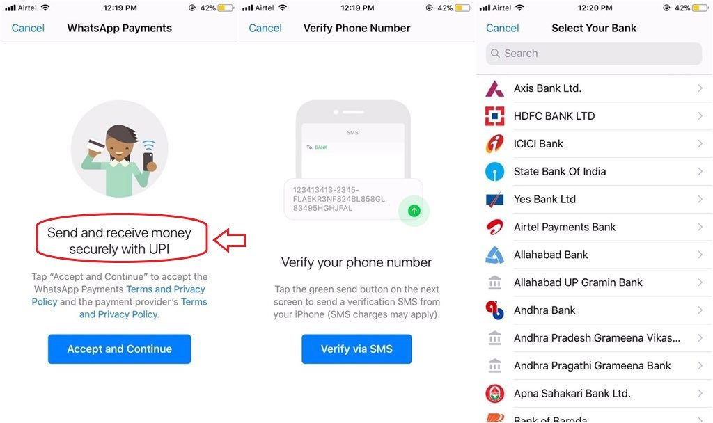 WhatsApp-Payment-device-mobile-payment-WhatsApp-UPI-Indien