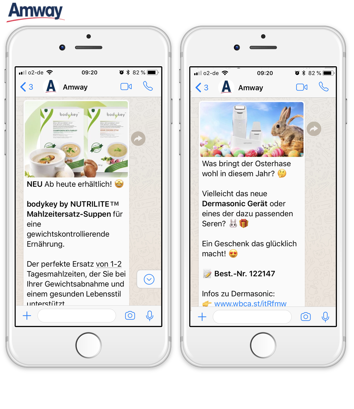 B2B-und-WhatsApp-Amway