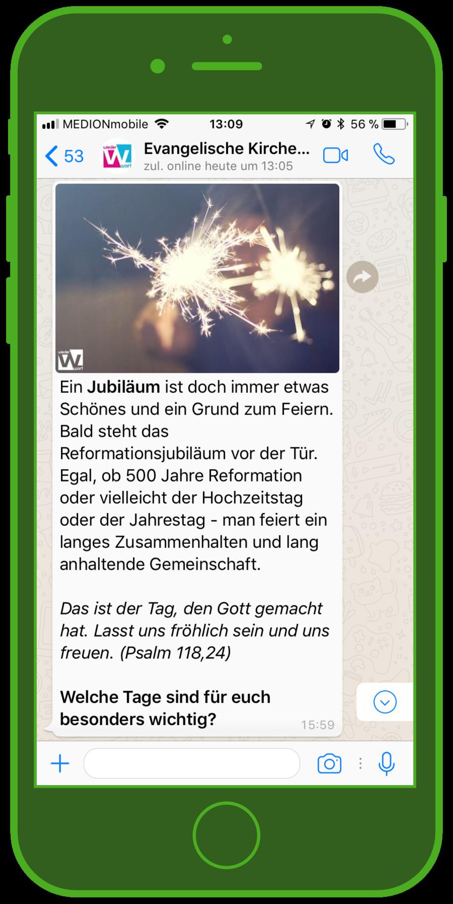 device-evangelisch-Kirche-WhatsApp