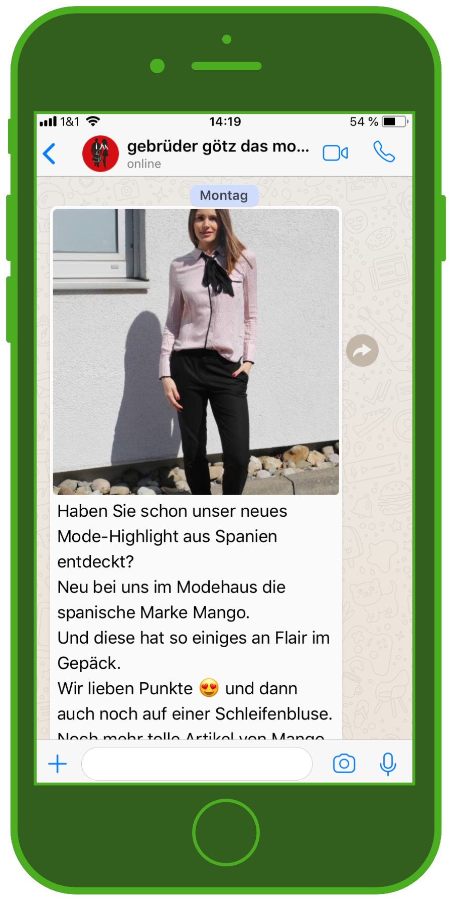 device-gebrüder-götz-fashion-screenshot-whatsapp