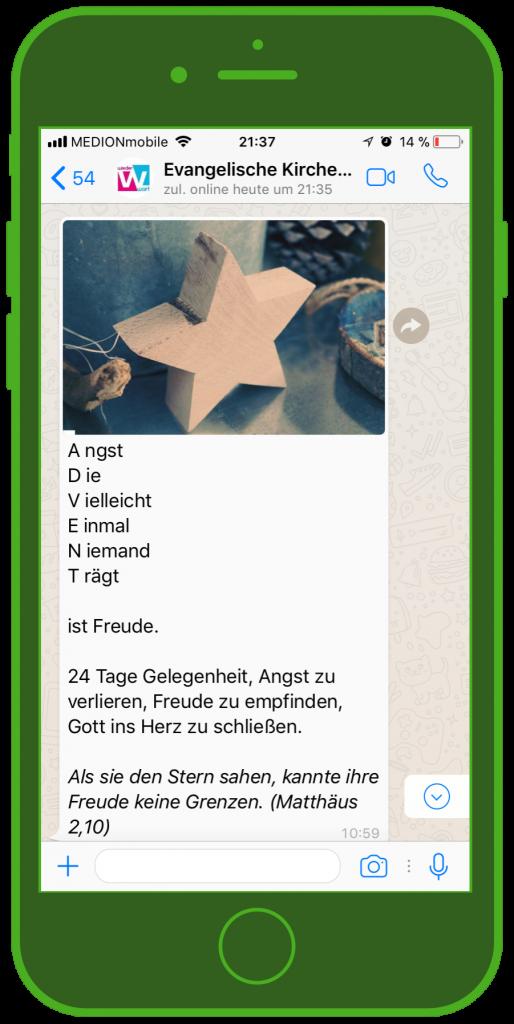 whatsapp-adventskalender-evangelische-kirche-gladbeck