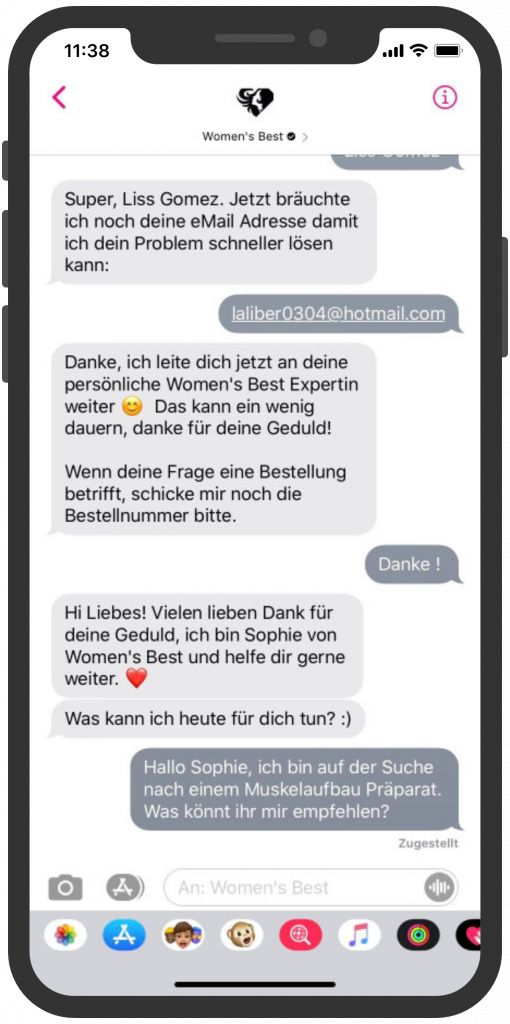 Apple-Business-Chat-Womens-Best-2