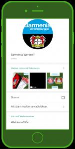 kundenservice-und-whatsapp-barmenia-bayer-leverkusen-werkselftreff