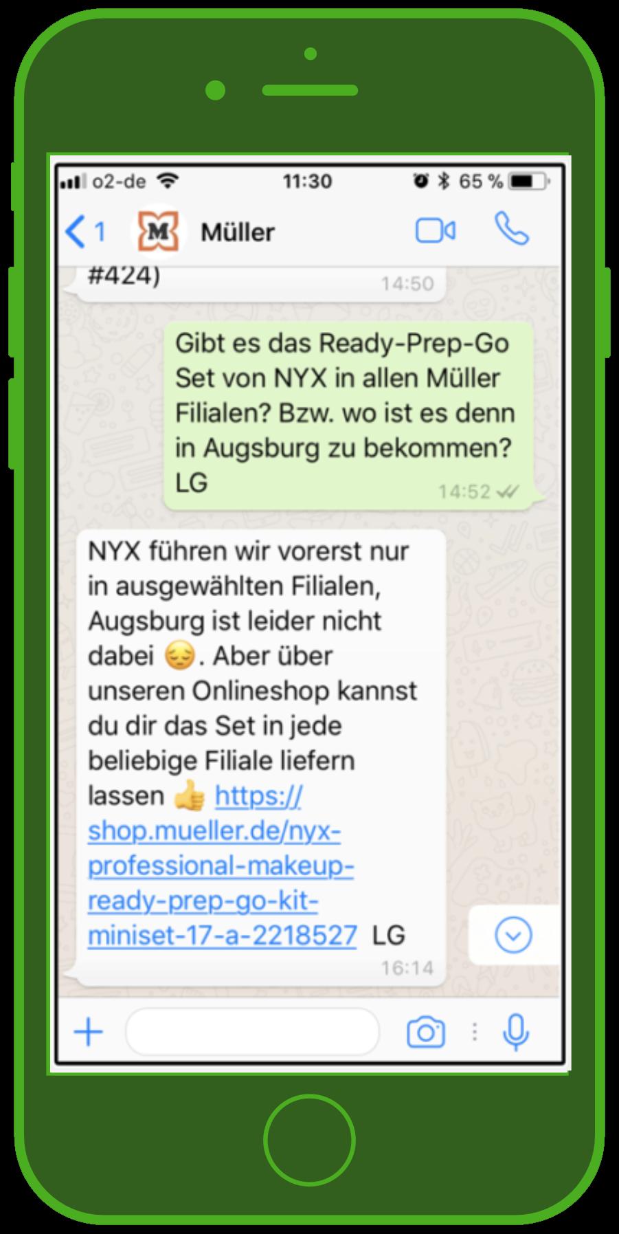 Augsburg chat Campus Tours