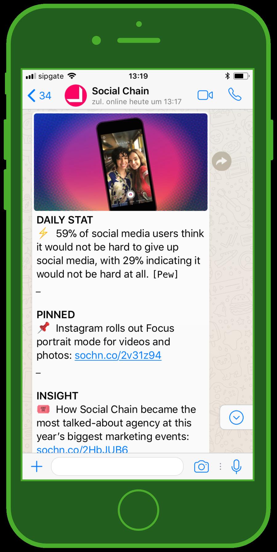 device-social-chain