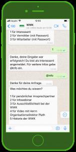 Kundenservice-und-WhatsApp-Bot-Chatbot