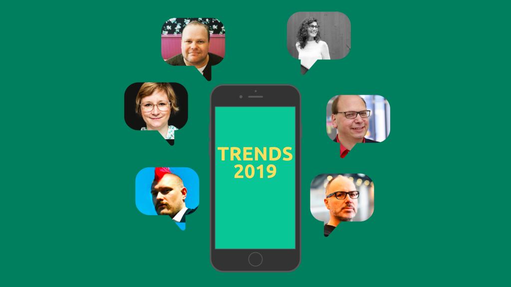 Messenger Kommunikation: 18 Kundenservice- und Digitalexperten über die Trends 2019 | MessengerPeople