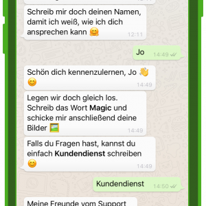 Whatsapp Zahlenspiel