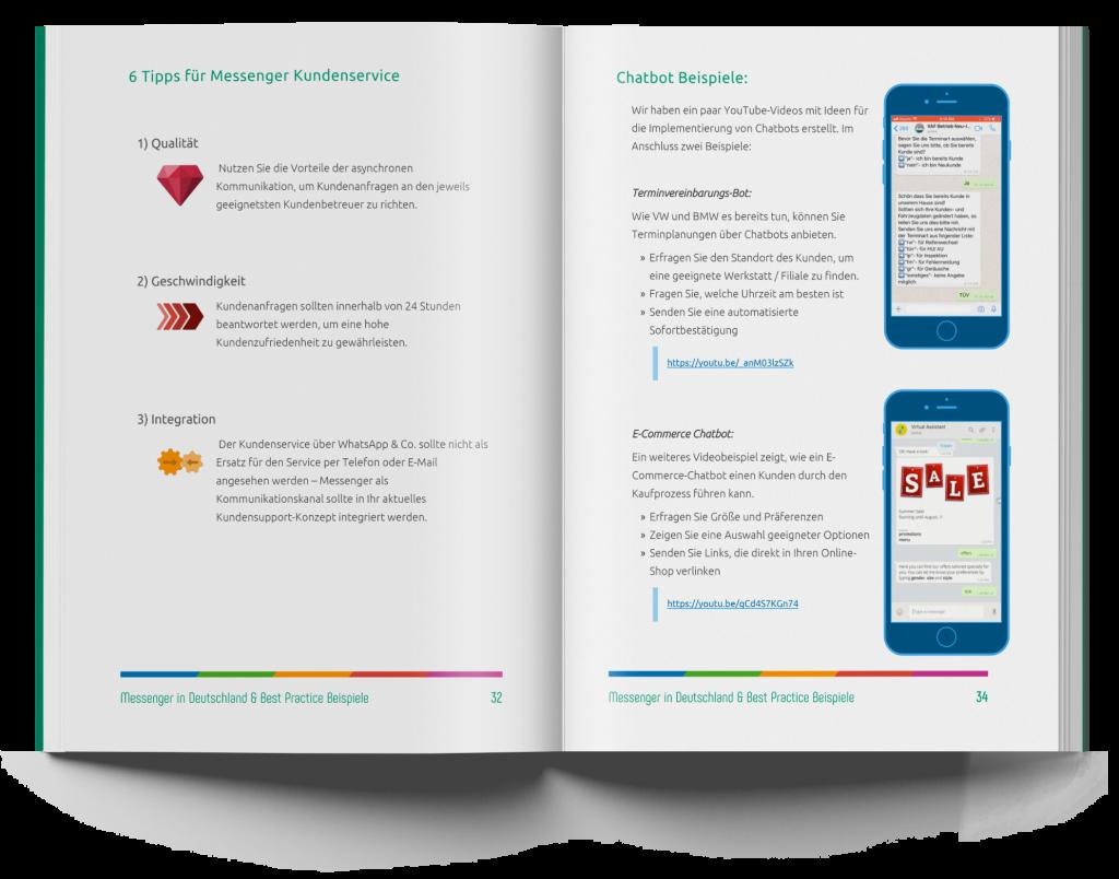 Kundenkommunikation via Messenger Whitepaper