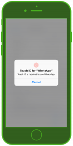WhatsApp Update 2019 Touch ID Feature 6