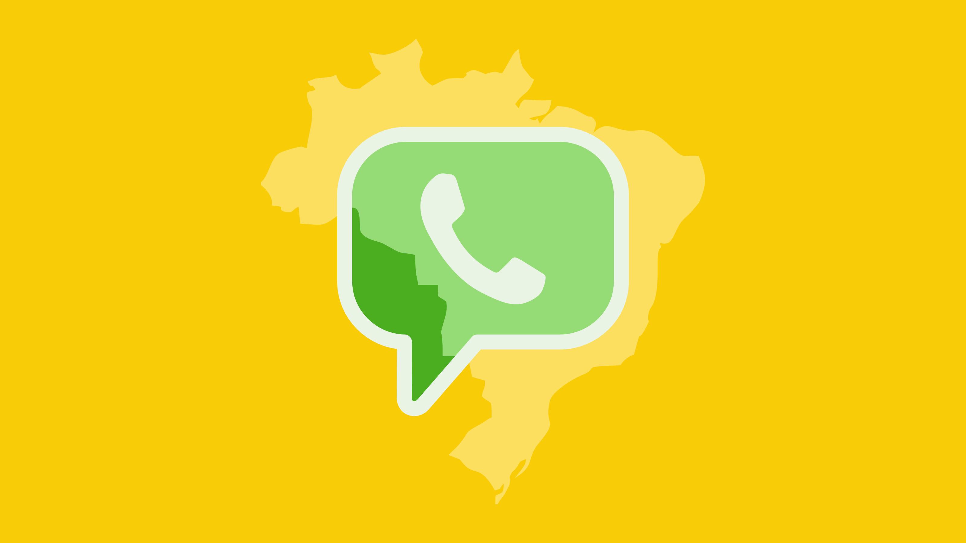 whatsapp no brasil