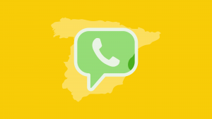 whatsapp en españa