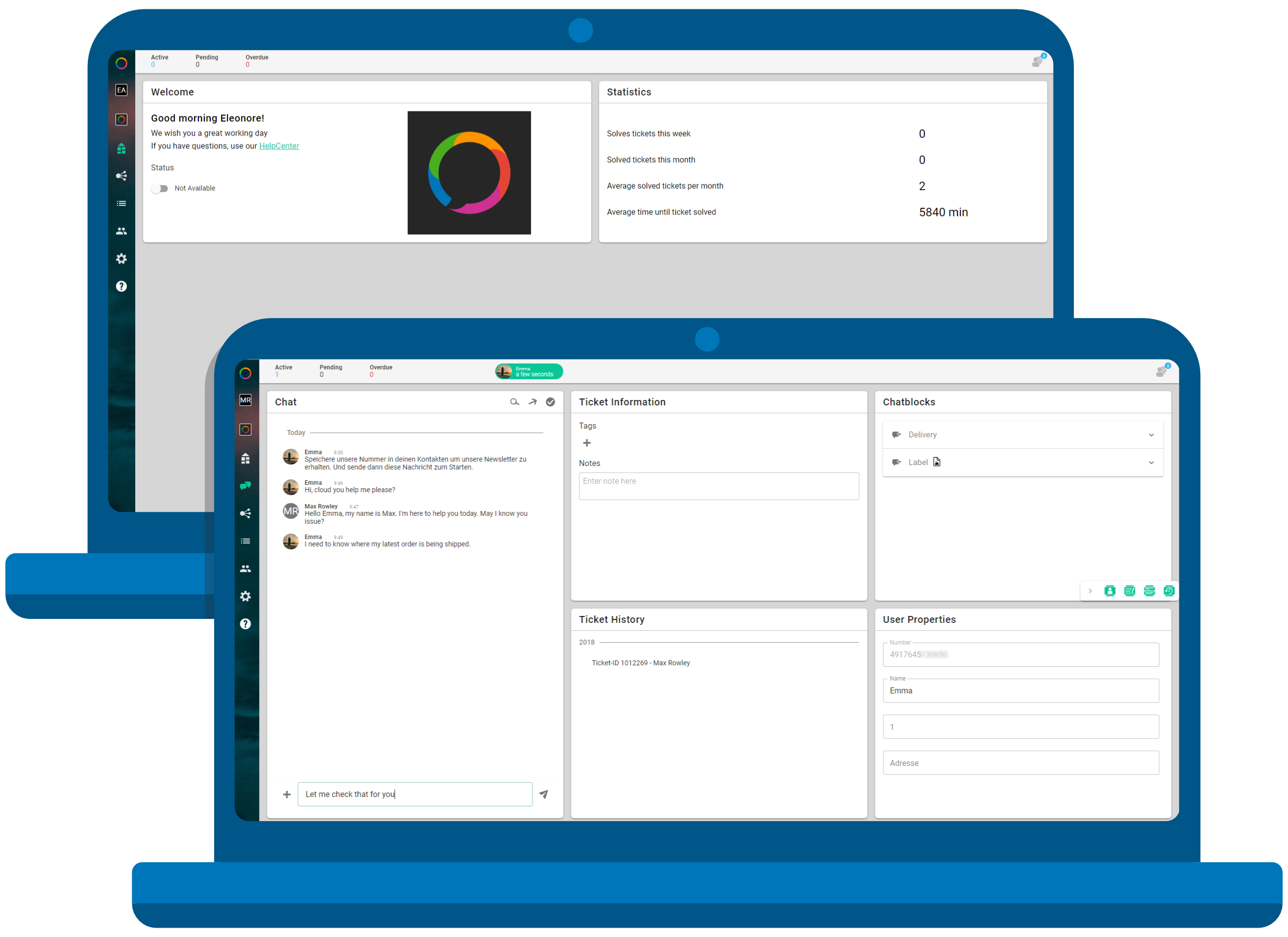 messengerpeople software
