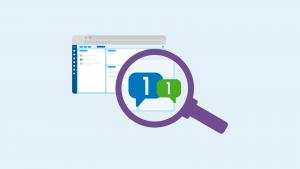 Messenger Communication Platform 1 zu 1 Chat