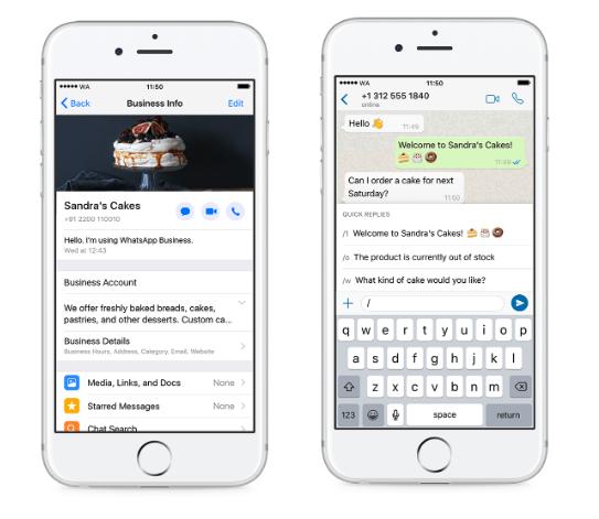 WhatsApp Update 2019 WhatsApp Business App
