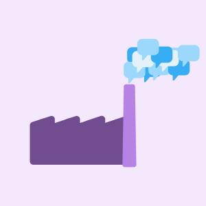 Industrie-Messenger-Kundenservice