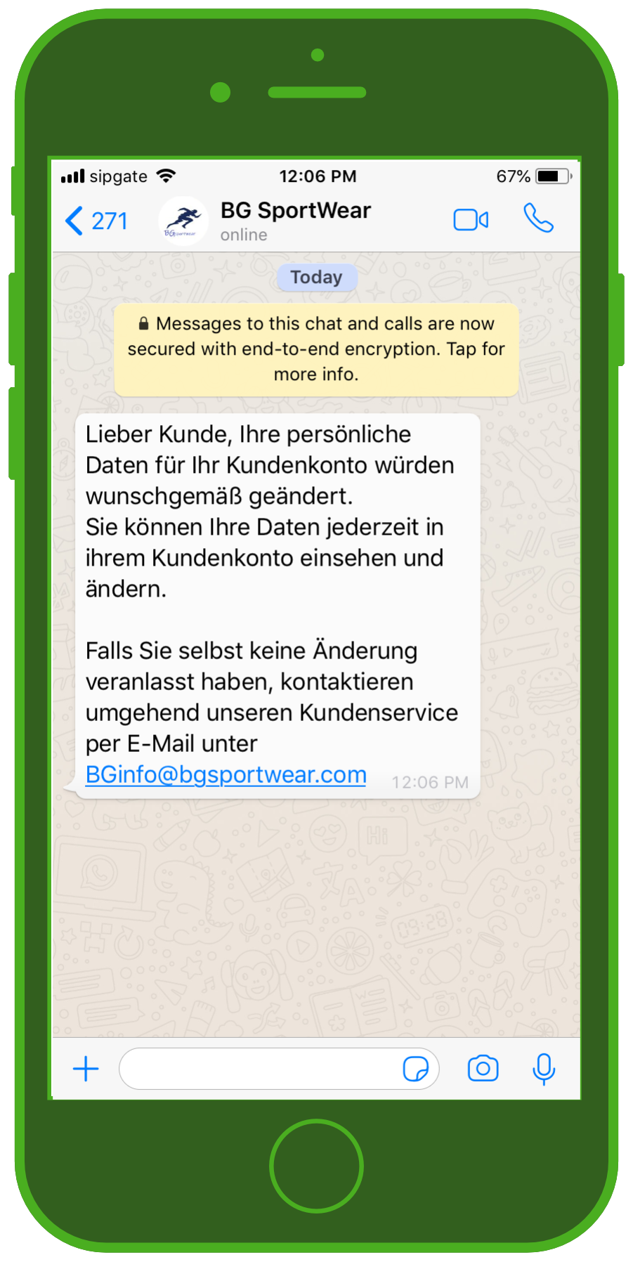 Whatsapp Business Api Was Sind Notifications